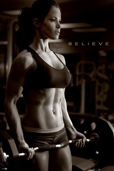 Believe - Girl